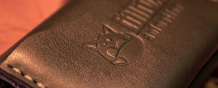 portofele personalizate din piele