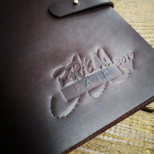 agenda personalizata logo firma